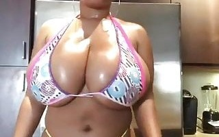 MONSTER TITS AND CRAZY BODY