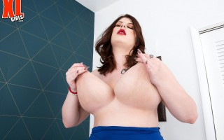 Hot BBW Veronica Bow Wants You To Jack