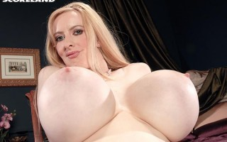 Alena Snow big tits of Norway