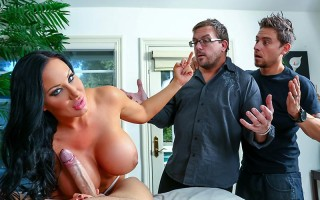 A history of whoring with voluptuous babe Sybil Stallone