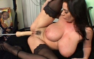 Linsey Dawn McKenzie fuck machine