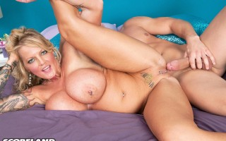 Sabrina Linn Bad, Busty & Butt-Banged