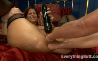 Double Fisting and Giant Strap-on Anal Lesbians.