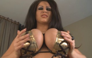 Huge Tits in Sexy Outfit JOI