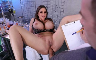 Cathy Heaven in Expert Con-Cock-Tion
