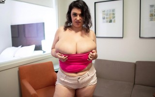 Chubby and busty girl from Australia Rose Blush