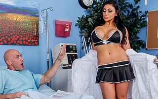 Johnny is recuperating at the Hospital and has the hugest sexual desire for Doctor Bitoni. Whiles he gets some rest in the hospital bed he is unable to determine the lines of reality and fantasy.